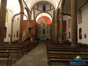 Agaete - Kościół Niepokalanego Poczęcia
