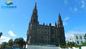 Arucas - Kościół św. Jana Chrzciciela