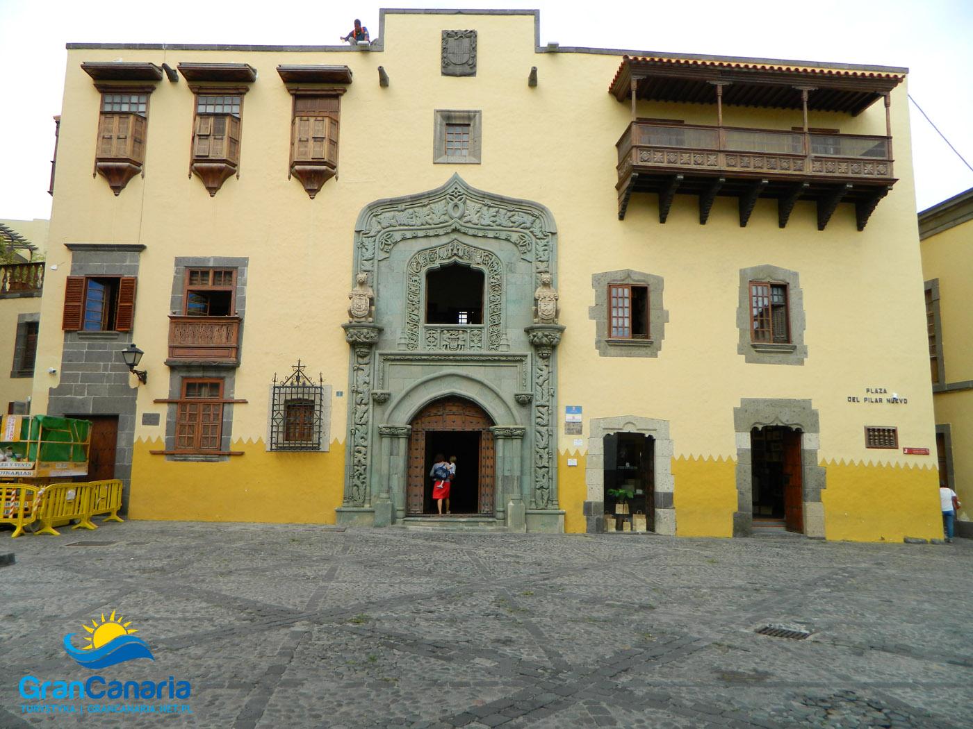 Las Palmas - Dom Kolumba