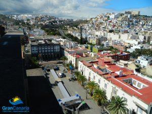 Las Palmas - katedra św Anny