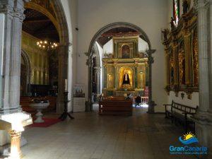 Las Palmas - kościół św. Franciszka