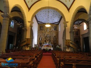 Las Palmas - plac św. Dominika Guzmana