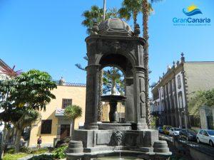 Las Palmas - Plac św. Ducha