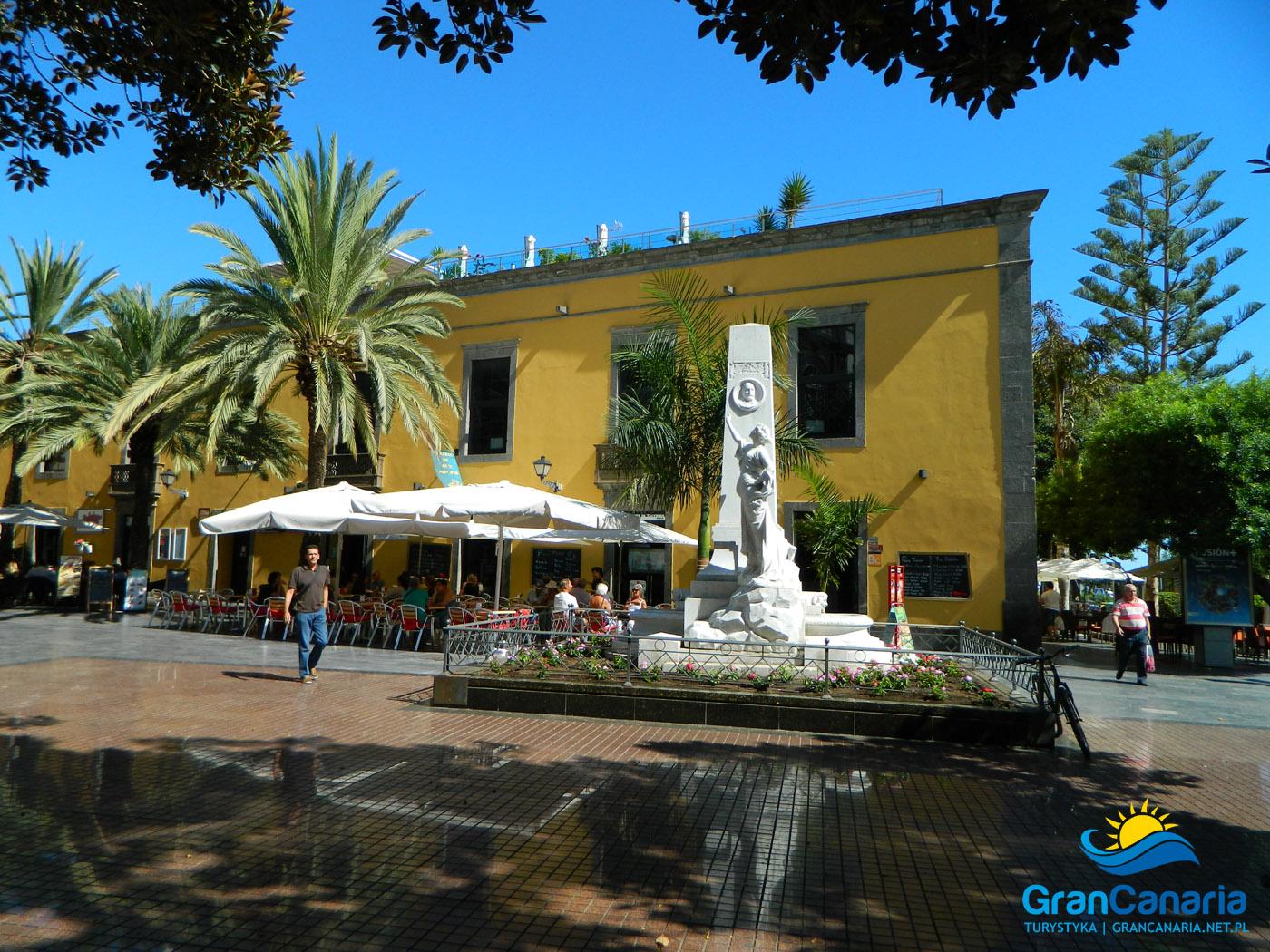 Las Palmas - Plac Żab