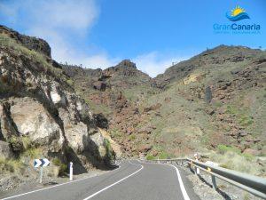 Gran Canaria - zachód - GC 200